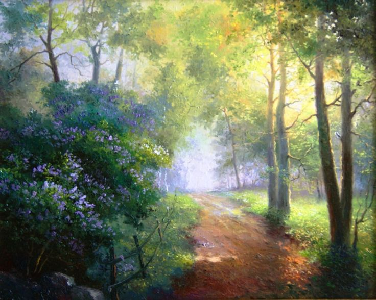 lilac morning (Jan Bartkevich)