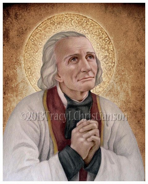 St. John Vianney even battled a whole army of demons.