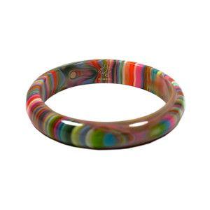 Round Pop Art Bracelet, $42, now featured on Fab.