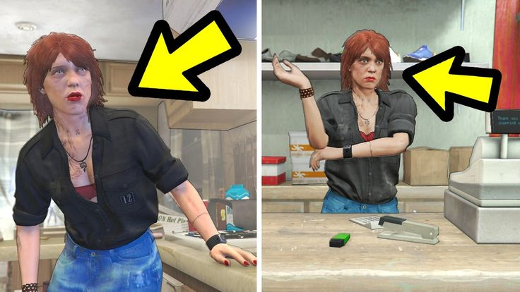 WHAT HAPPENS TO TREVORS EX-GIRLFRIEND? (GTA 5)