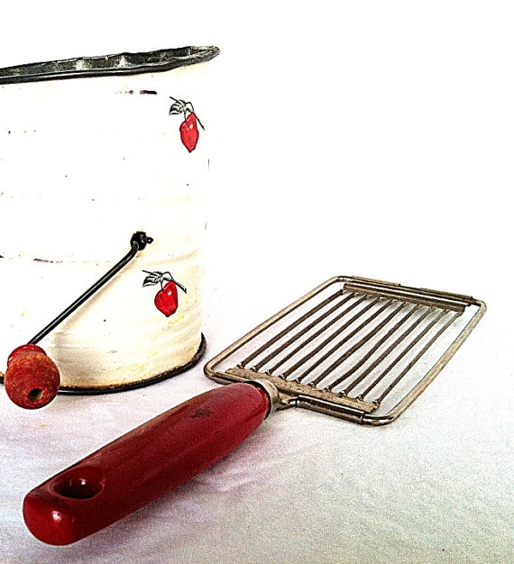 28 Best Red Handle Kitchen Utensils Images On Pinterest