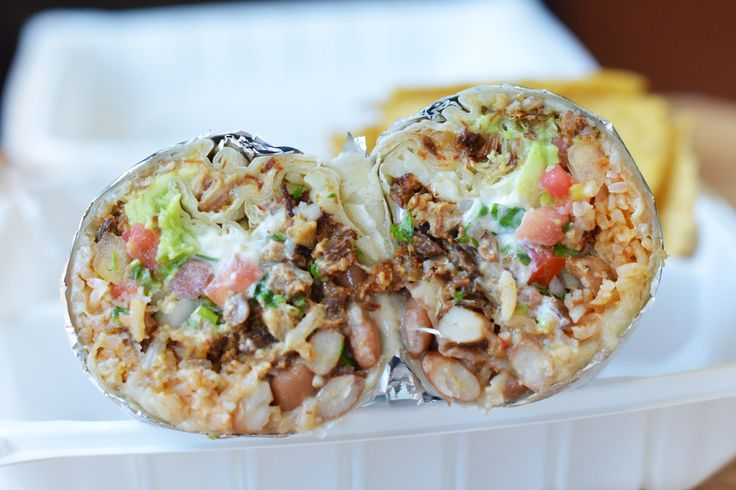 We're not statisticians. We're people who eat things. Here we present our six favorite Mission burritos. No brackets necessary.