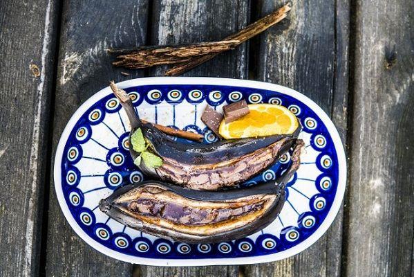 Grillowane Banany z Czekoladą – Deser z grilla