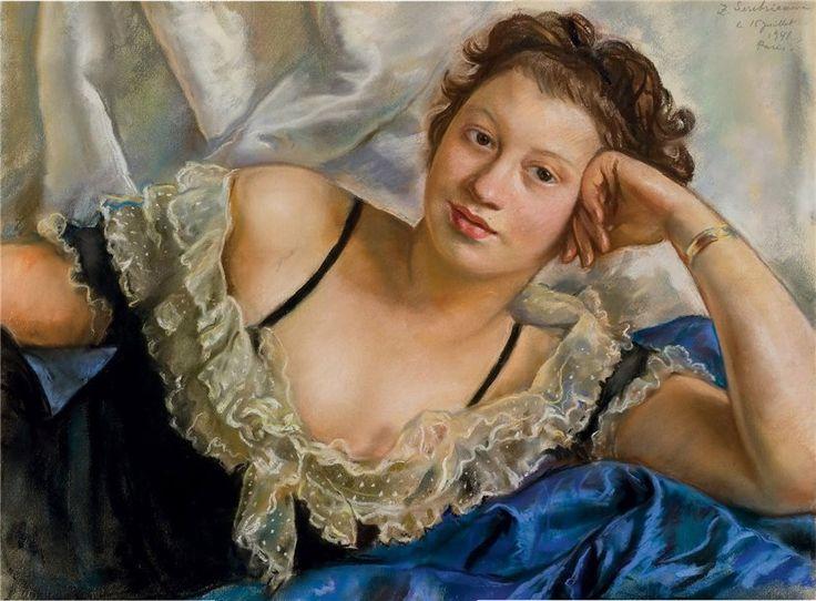 Zinaida Serebriakova: