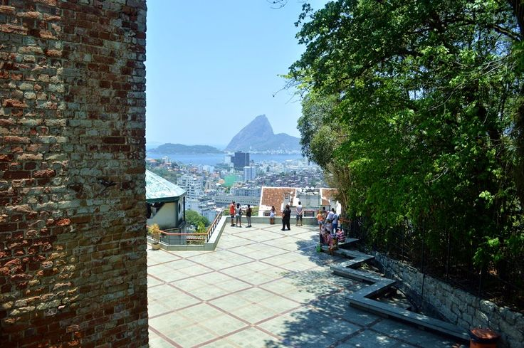 Parque das Ruínas, Santa Teresa, RJ - uma das vistas mais lindas do Rio!