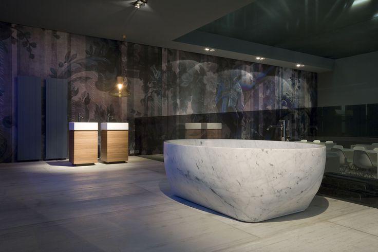 Bathtub SOLIDEA by @antoniolupispa