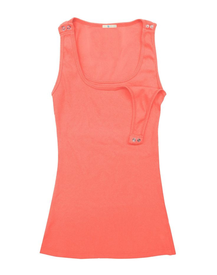 This color is soft yet striking and beautiful to compliment anyone. Bun Maternity's Signature Nursing Tanks allow moms to breastfeed in a snap. They can easily be dressed up or down and make the many
