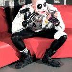 Borz: Il Joker dell'electropop fanatico degli anni '80 in esclusiva a GenteVip