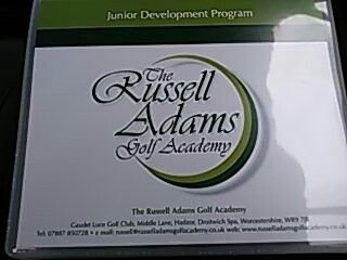 Go to the rustle academy and get a shirt for golf