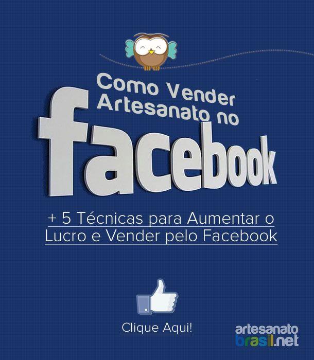 Como Vender e Divulgar Artesanato pelo Facebook?