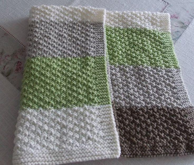 couverture b b tricot e avec laine berg re de france recherche google pour b b pinterest. Black Bedroom Furniture Sets. Home Design Ideas
