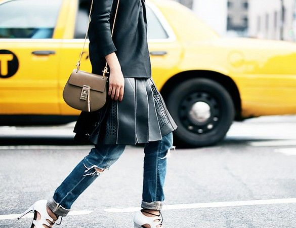 chloe drew bag inspiration post new york