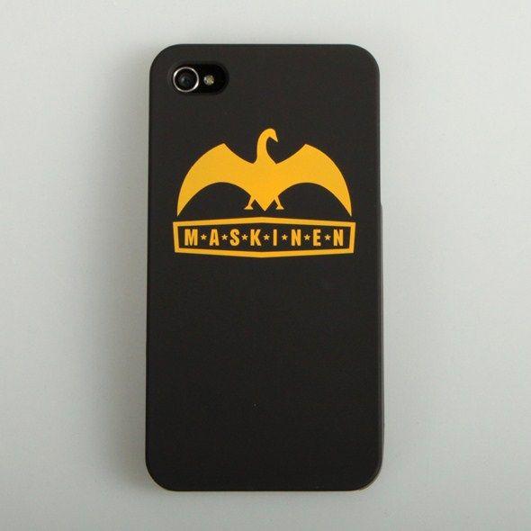 iPhone Case 4/4S  merchworld.se/products/maskinen