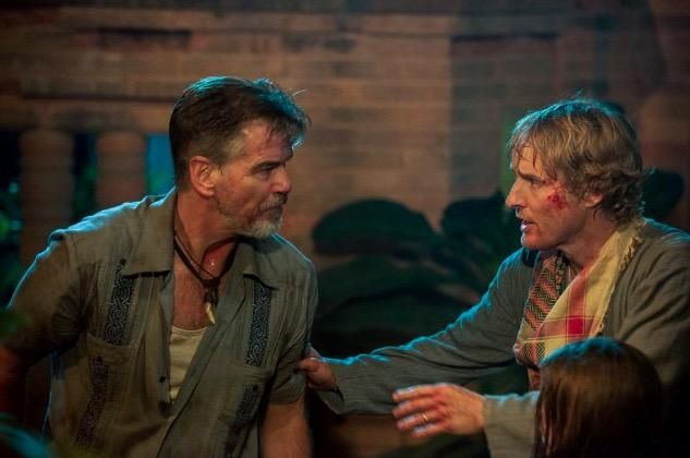 Watch the exciting trailer for #NoEscape on @YouTube! Featuring @OwenWilson1 & @PierceBrosnan https://www.youtube.com/watch?v=VFpK71yBv1s…