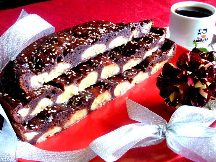 Banány v čokoláde | mňamky-recepty.sk |na každý deň
