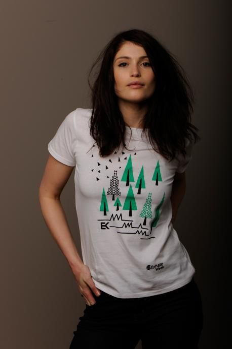 Eley Kishimoto (model Gemma Arterton)