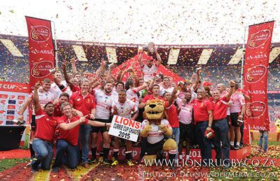 Currie Cup Final: Golden Lions VS Western Province » Lions Rugby » Golden Lions Rugby Union (GLRU)