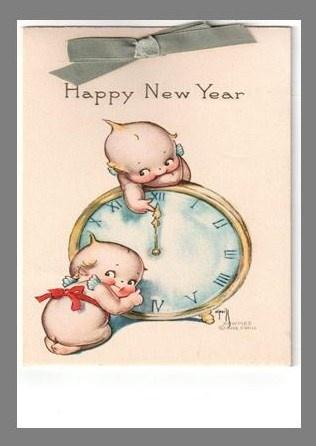 Kewpie Happy New year