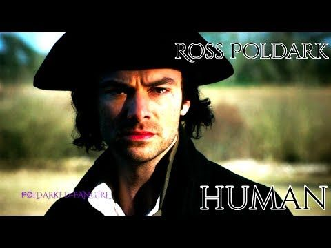 ROSS POLDARK // Human {POLDARK} - YouTube