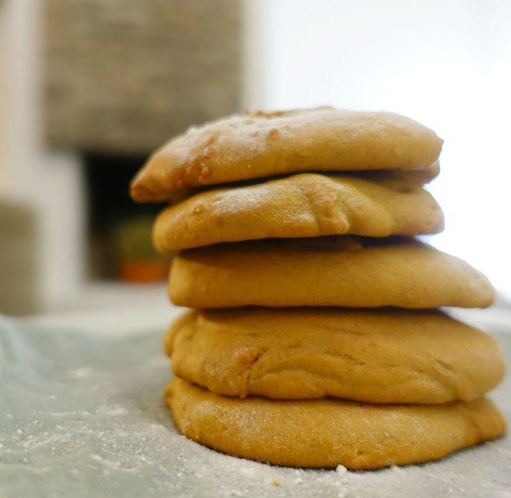 12 heerlijke pompoenkoekjes - recept