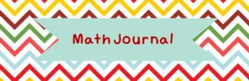 Math Journal Labels Free Variety Pack image 3