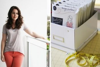 Our Meet the Maker interview with the wildly talented Megan Nielsen! #designer #meetthemaker #patterns #sewing