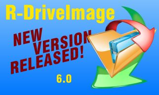 We released a new version of R-Drive Image, our disk image/backup/cloning utility. Now it supports Windows Storage Spaces (Windows 8/8.1 and 10), Linux Logical Volume Manager volumes, and MacRAIDs. Its startup version supports UEFI boot and HiDPI (retina-like) screens. See more at: https://forum.r-tt.com/r-drive-image-6-0-6000-t8750.html
