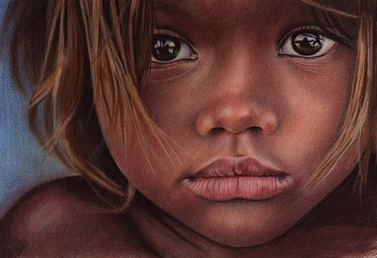 Realistic Illustrations by Brian Scott. Coloured Pencil http://www.cruzine.com/2013/01/23/realistic-illustrations-brian-scott/