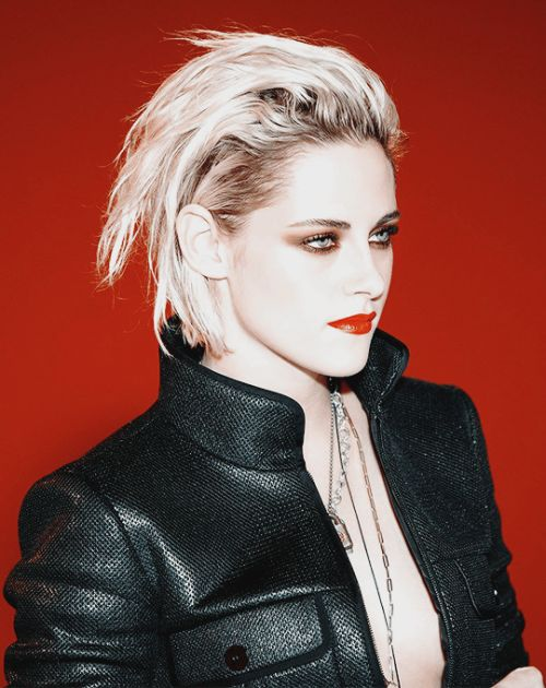 Tumblr Kristen Stewart for Chanel Le Rouge Collection 2016