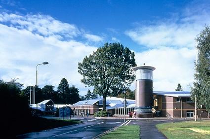 HW University main campus
