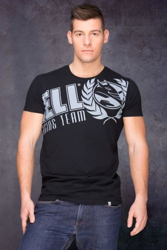 HRT Sport Men T-shirt in Black