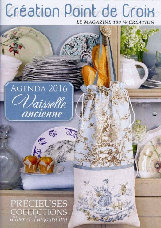 Gallery.ru / Foto # 57 - Creazione Point de Croix Agenda 2016 - velvetstreak
