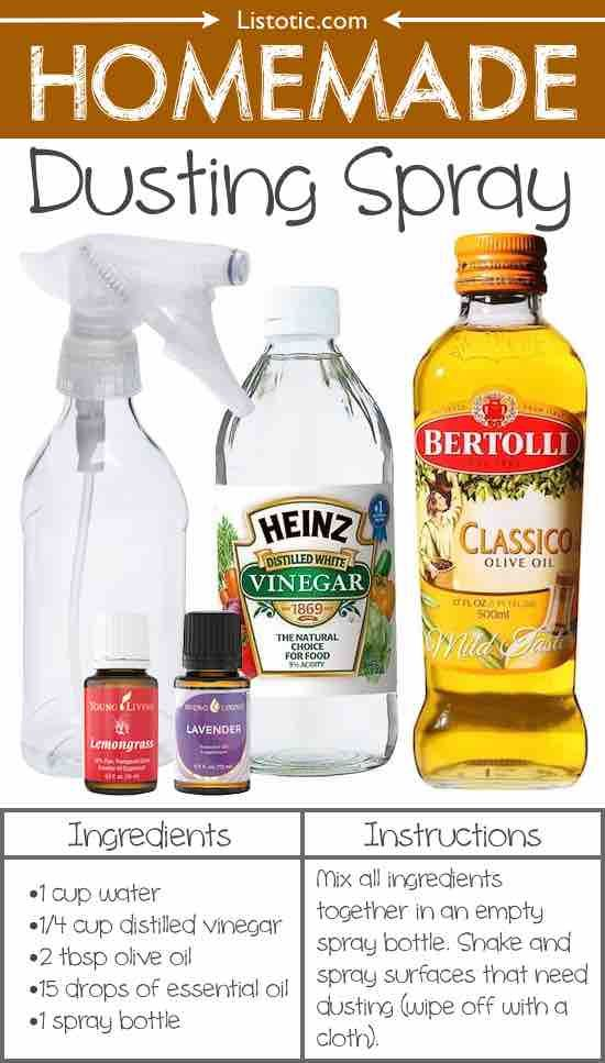 Diy Cleaning Cooking And Home Remedy Sprays Diy Productos De