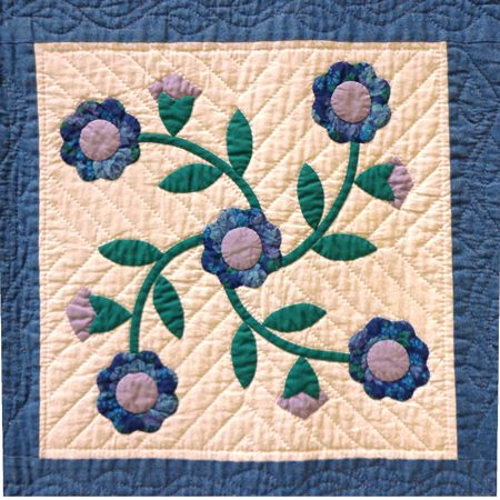 97 Best Rose Of Sharon Applique Images On Pinterest