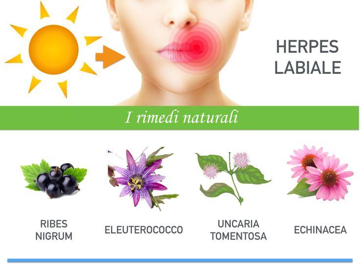 Rafforzando le naturali difese immunitarie, combatti l'herpes labiale?