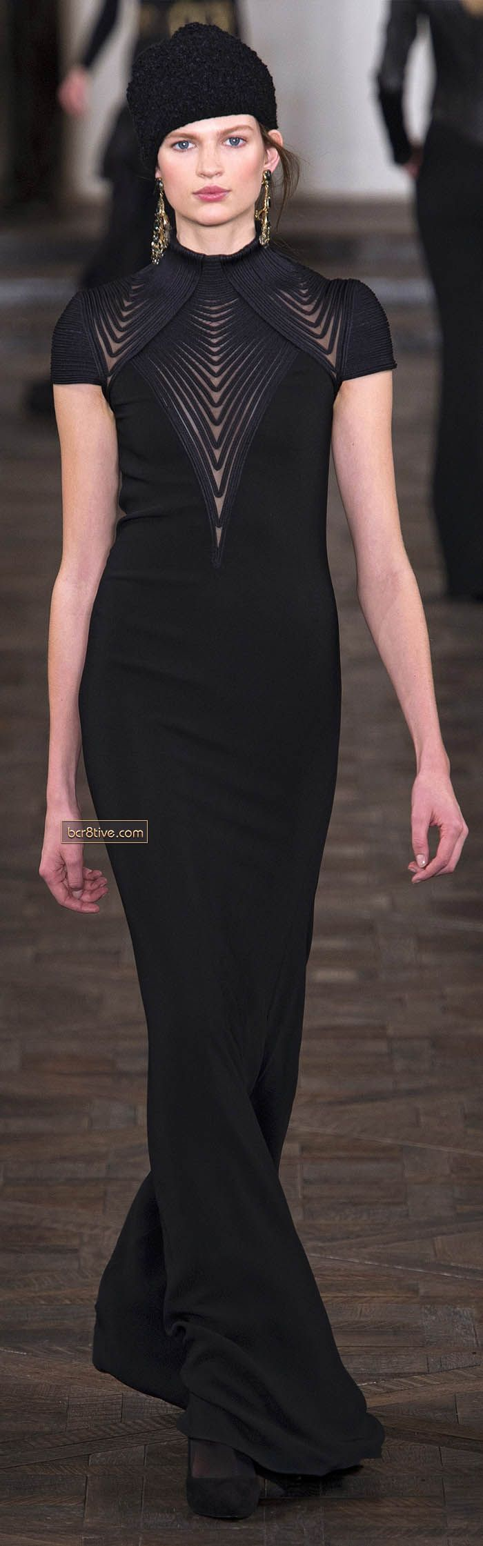 Ralph Lauren Fall Winter 2013 New York Fashion Week