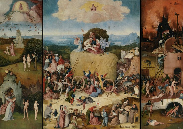 1000 Ideas About Hieronymus Bosch On Pinterest The Last