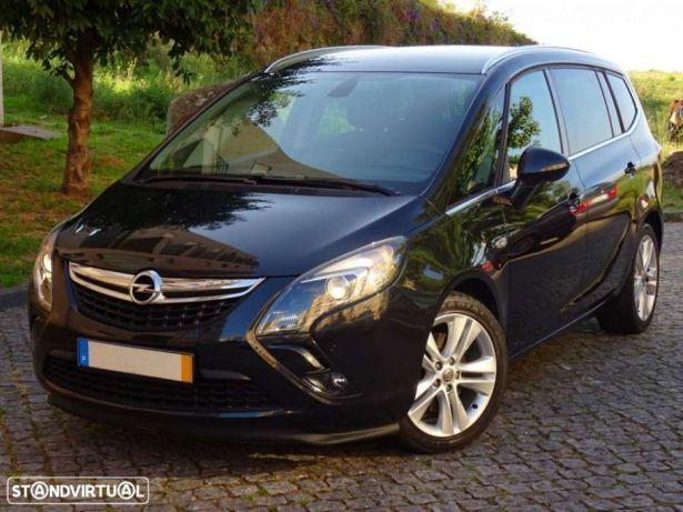 Opel Zafira 7 lugares 2.0 CDTi Cosmo preços usados
