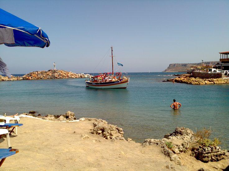 Sissi, Crete
