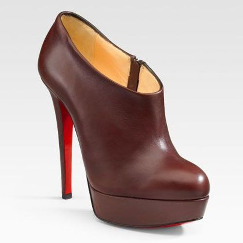 CHRISTIAN LOUBOUTIN Derbis high España
