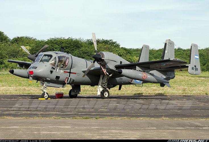 Aviacion de la armada argentina Grumman OV-1 Mohawk