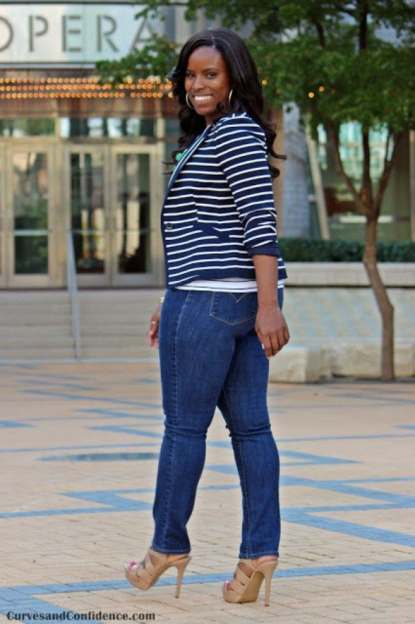 I Love My Levi's – Curves and Confidence