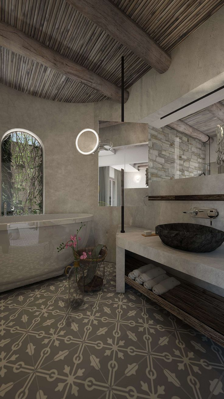 Helios Executive Suite-Bathroom, Elakati Luxury Boutique Hotel, Rhodes , Greece