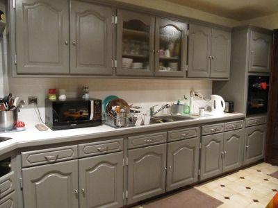 Rénovation cuisine - après - Vous avez rénové ou modernisé les meubles de votre cuisine