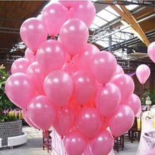 1.2g 100 stks/partij helium latex parel roze ballon bruiloft decoratie…