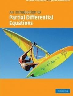 An Introduction to Partial Differential Equations 1st Edition free download by Yehuda Pinchover Jacob Rubinstein ISBN: 9780521613231 with BooksBob. Fast and free eBooks download.  The post An Introduction to Partial Differential Equations 1st Edition Free Download appeared first on Booksbob.com.