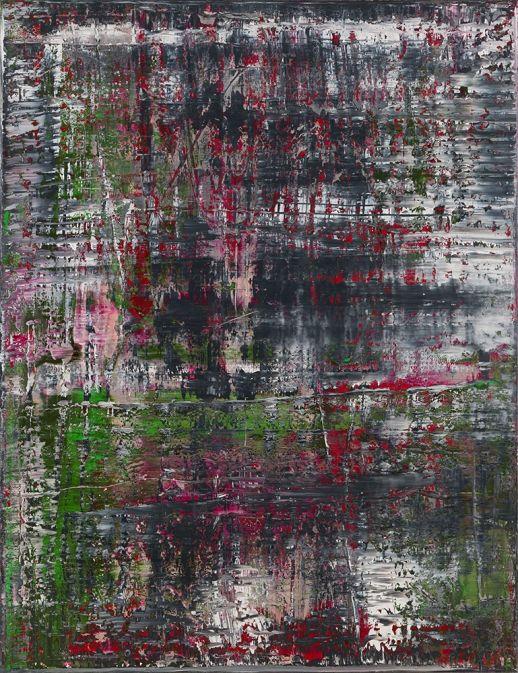 Αφηρημένη ζωγραφική (2014)