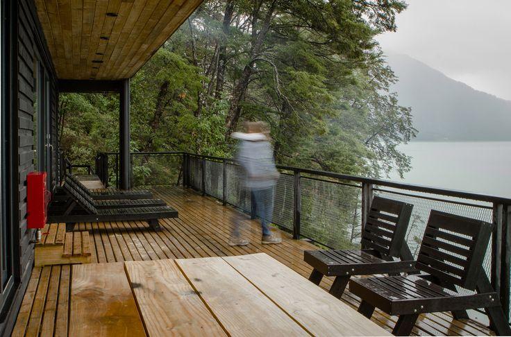 Gallery - House on Todos Los Santos Lake / Apio Arquitectos - 20