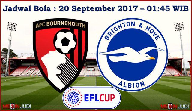 Prediksi Skor Bournemouth Vs Brighton 20 September 2017