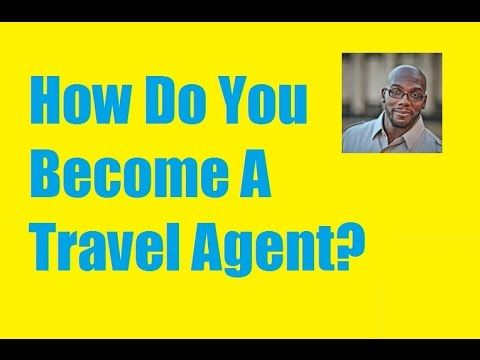"How Do You Become a Travel Agent | Get a Certified License ""SUPER FAST"""